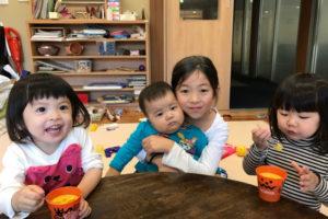 共同保育室について書いた作文が、大田区の文集に選抜されました!