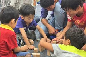 【子育て通信】5歳の息子が教えてくれた、「学びとは本来、遊び。それは仲間の中でしか得られない」