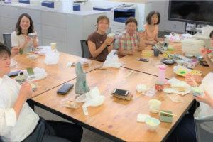 東京設計室で「みんなで同じ釜の飯をたべよう☆プロジェクト」が始動しました!