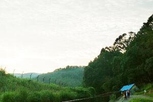 3-9遊学舎「農業体験+自然体験」の農地をご紹介★
