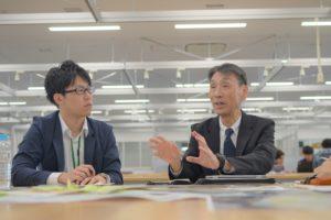 「大工大×類設計室の座談会」~学校の先生も教育改革を求めている~